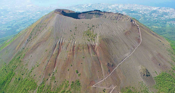 Вулканы, которые способны уничтожить мир, 20 фото