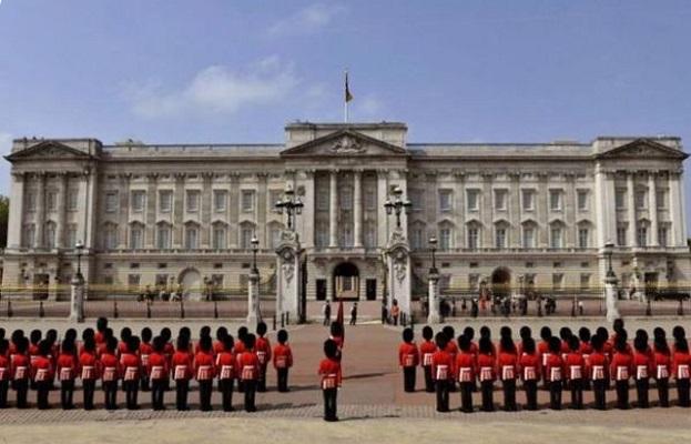 Самые посещаемые места Лондона, 20 фото