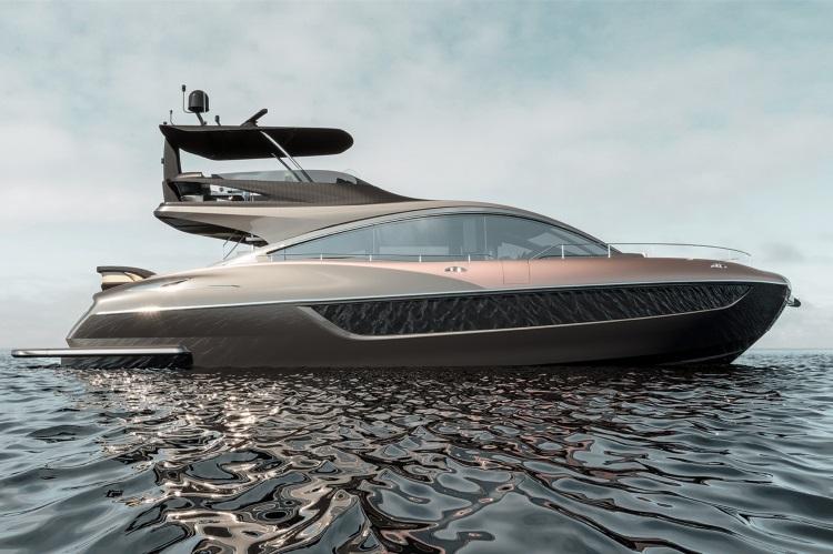 Люксовые яхты от известных автомобильных брендов, 22 фото