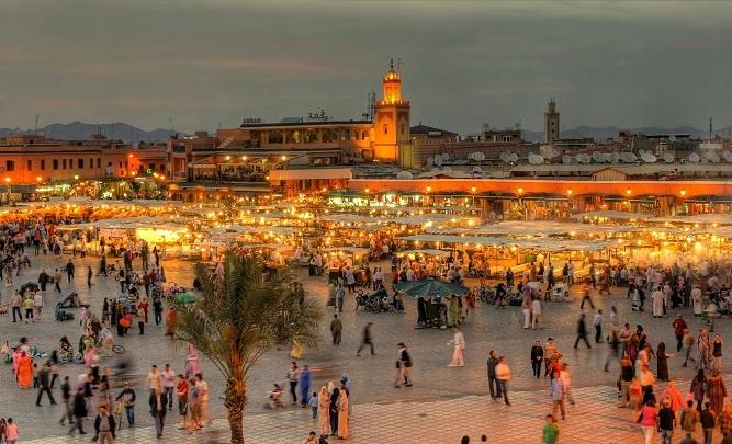 10 самых лучших мест для посещения в Марокко, 20 фото