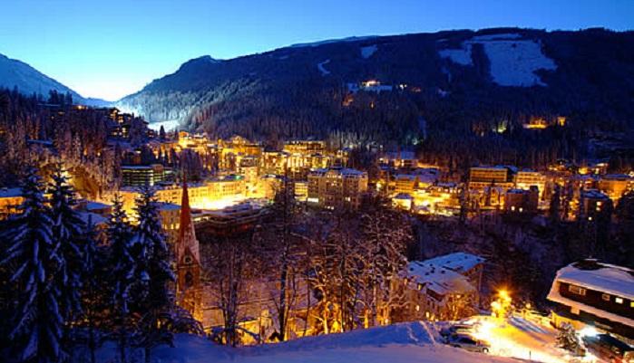 Самые популярные туристические места Австрии, 30 фото