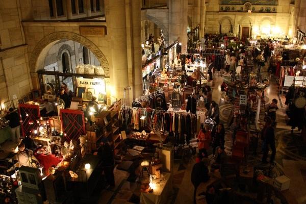 Самые знаменитые блошиные рынки в мире, 20 фото