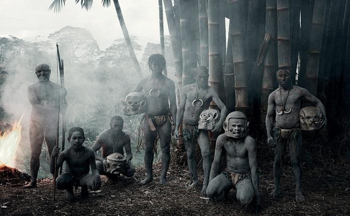 Неповторимые фото представителей исчезающих племен