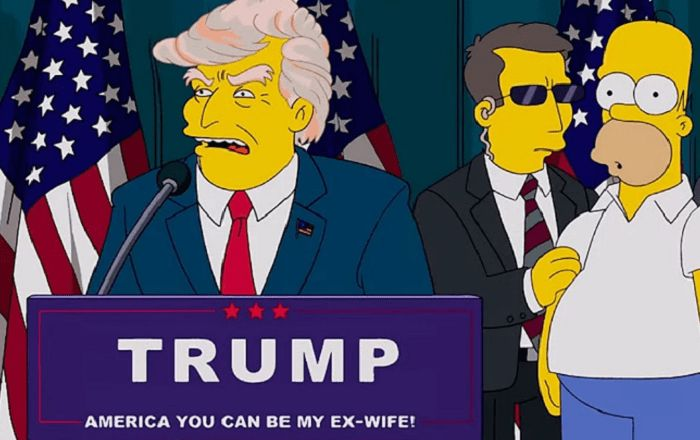 Смелые предсказания создателей мультсериала «Симпсоны», которые сбылись, 32 фото