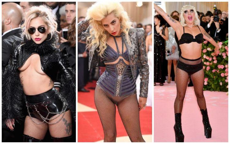 30 знаменитостей, шокировавших публику слишком откровенными нарядами