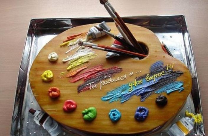Самые креативные и необычные торты