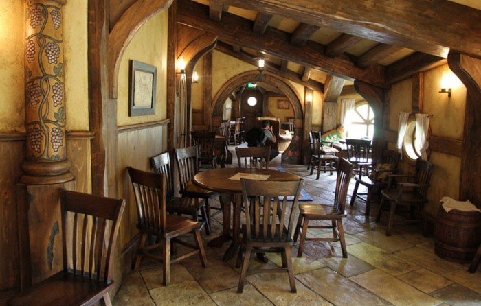40 фото самых необычных кафе и ресторанов в мире