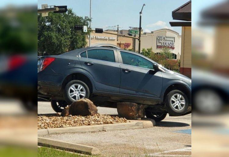 Люди, которые, кажется, чисто случайно получили водительские права