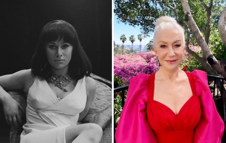 Любимые знаменитости: в молодости и сейчас