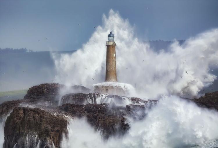 Магия воды: 30 завораживающих снимков водной стихии